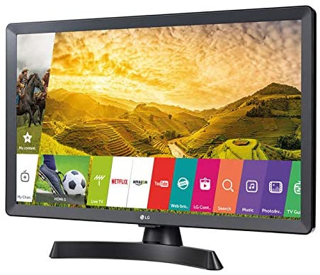 LG 24TN510S 24 Inch Smart LED TV With Freeview Play