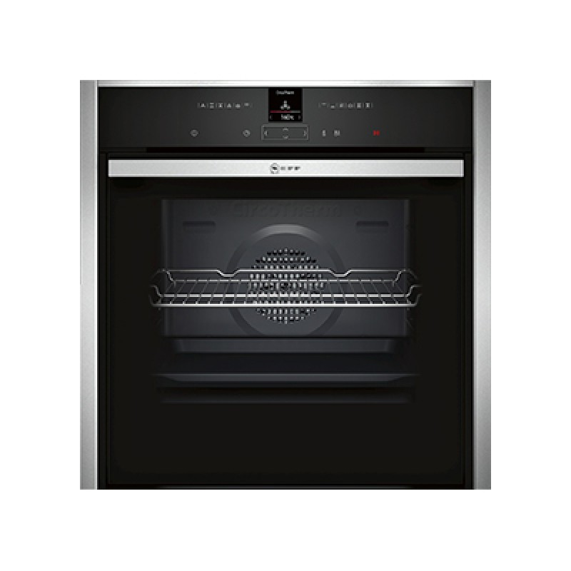 Neff B57CR23N0B Built In CircoTherm Pyrolytic Single Oven