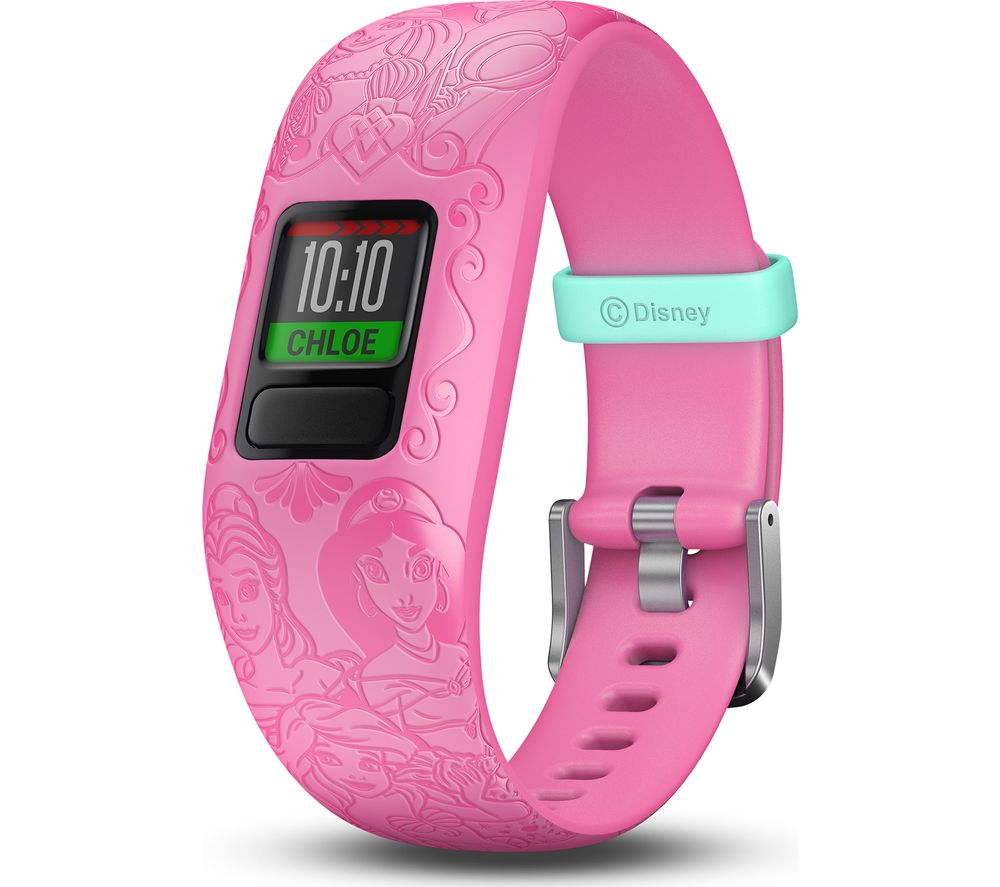 Garmin vivofit jr 2 Kids Activity Tracker Pink Disney Princess